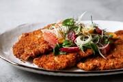 طرز تهیه شنیسل مرغ | غذایی خوشمزه با دستور پختی ساده