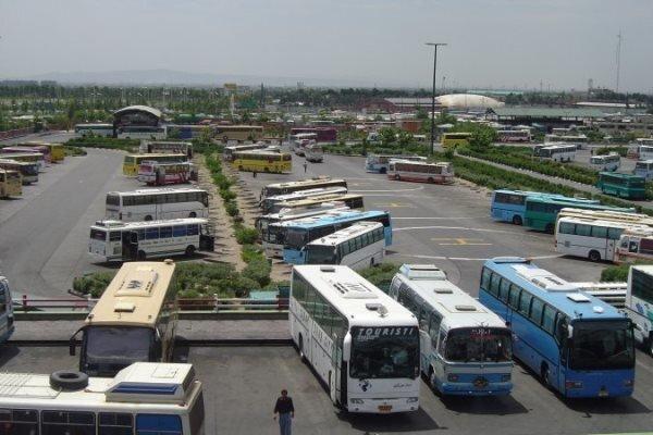 اتوبوس - ترمینال - پایانه مسافربری