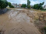 خسارت سیلاب و آبگرفتگی در خلخال | مردم از تردد در حاشیه رودها بپرهیزند