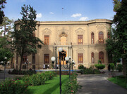 تعطیلی موزه آبگینه برای یک ماه