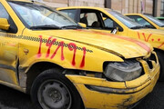 نوسازی ۴۰ هزار تاکسی فرسوده تا ۱۴۰۰
