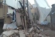 گودبرداری غیراصولی در کوی سهند تبریز حادثه آفرید
