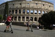 ویدئو | راهحل جذاب ایتالیاییها برای مقابله با آلودگی هوا