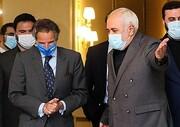 جزئیات دیدار ظریف با  مدیرکل آژانس بین المللی انرژی اتمی   ظریف: آژانس بیطرف و حرفهای عمل کند