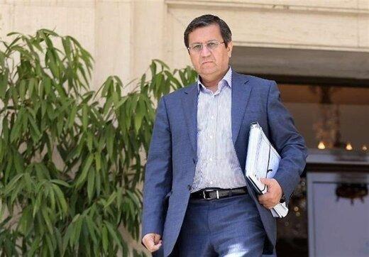 عبدالناصر همتی - رئیس بانک مرکزی