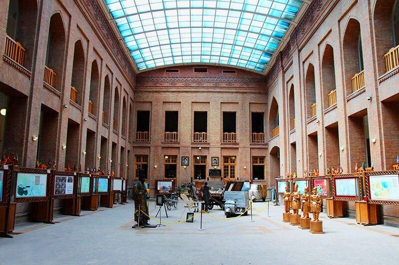 موزه ارتباطات (پست و مخابرات)