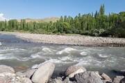 سیل سارقان مصالح در راه رودخانه طالقان   سودجویان به منابع ملی رحم نمیکنند