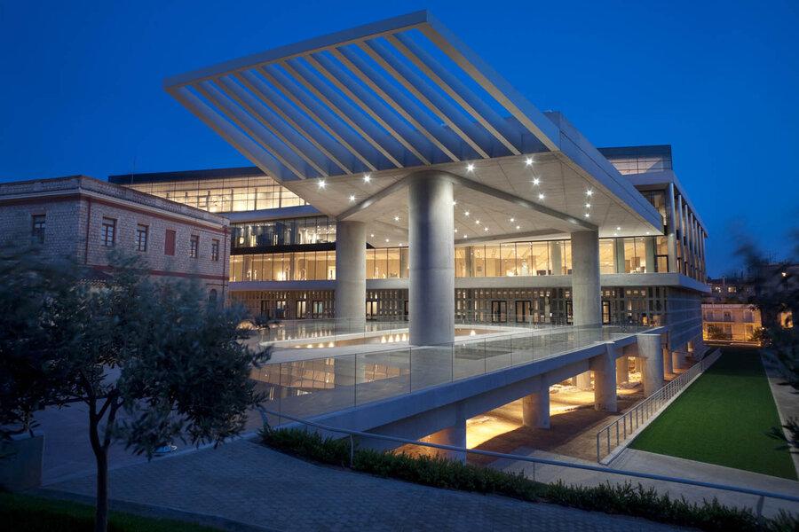 موزه آکروپولیس