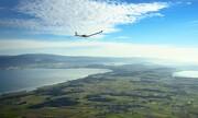 عکس روز | پرواز هواپیمای خورشیدی