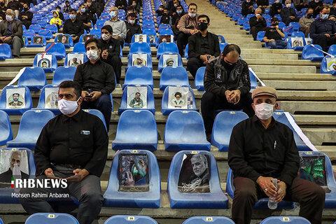 عزاداری  محرم در مشهد