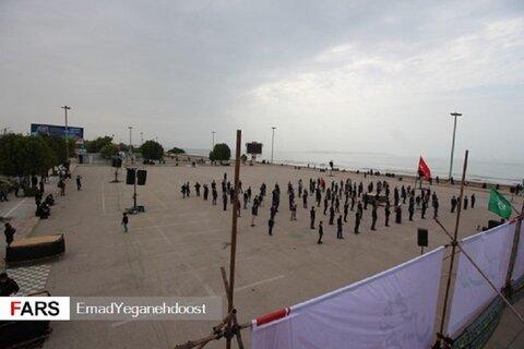 خلیج فارس در تاسوعا