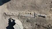 کشف ابزار باستانی عصر آهن