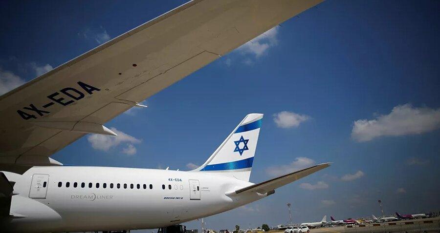 هواپیمای اسرائیل
