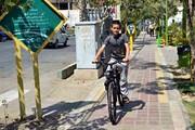 ایجاد مسیر دوچرخه در معابر نبرد، افسریه و خاوران