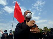 تصاویر | مراسم عزاداری روز عاشورای حسینی در بوشهر