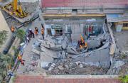 ۱۷ کشته و ۲۸ زخمی در ریزش سقف رستوران در چین
