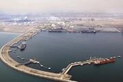 اجرای ۳۸ پروژه بندری و دریایی در چابهار