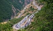 ممنوعیت ورود و خروج به استان مازندران
