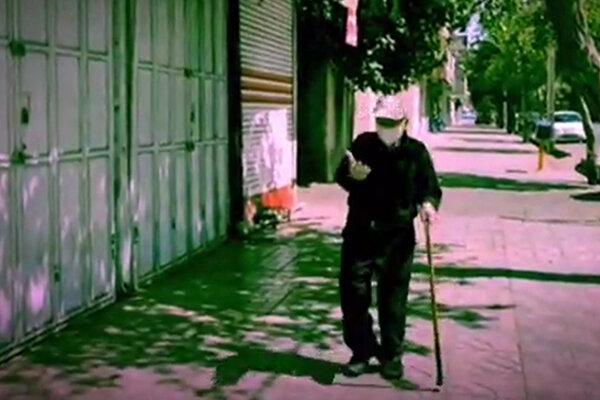پیرمرد شیرازی - هیئت - محرم - عزاداری