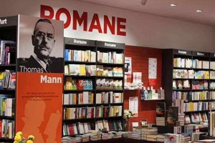 کتابفروشی آلمان
