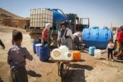 آبرسانی به ۲۰ روستای پلدختر با تانکر