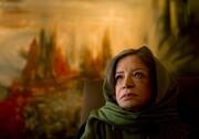مرور آثار ایران درودی به مناسبت زادروز | مجموعه تصاویر از آثار بانوی هنرمند که نور میکشد