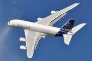 پرواز فوقالعاده ایرباس بر آسمان یاسوج