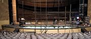 صحن اصلی تالار وحدت بهسازی شد | بهروزرسانی سیستم صوتی