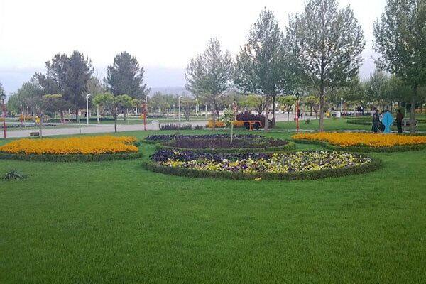پارک بانوان بجنورد
