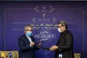 تامین ۴۰ درصدی آب مورد نیاز فضای سبز تهران از پساب شهری