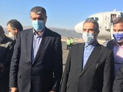بهرهبرداری از طرحهای توسعه فرودگاه یاسوج با حضور وزیر راه
