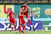 تراکتور۳ - استقلال ۲   جام به تبریز رفت