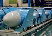 ناوهای هواپیمابر آمریکایی در تیررس این موشک ایرانی هستند