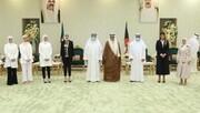 عکس | آغاز بکار قضات زن کویتی برای نخستین بار