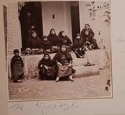 سوژههای ناصرالدین شاه برای عکاسی زنان حرمسرا