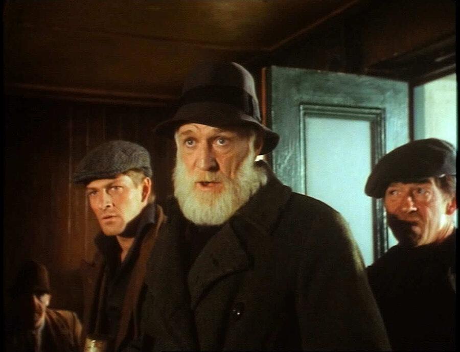 سینمای ایرلند. ریچارد هریس در فیلم زمین