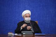 واکنش روحانی به منتقدان برگزاری عزاداری محرم و بازگشایی مدارس | روند کرونا کاهشی است