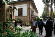 دستور حناچی برایاحداث باغ ایرانی در محله بریانک