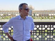 تصاویری که وزیر خارجه سوئیس از اصفهان منتشر کرد | از مروارید خاورمیانه بازدید کردم