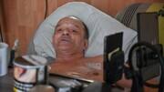 مرد فرانسوی دچار بیماری علاجناپذیر مردنش را به طور زنده پخش میکند