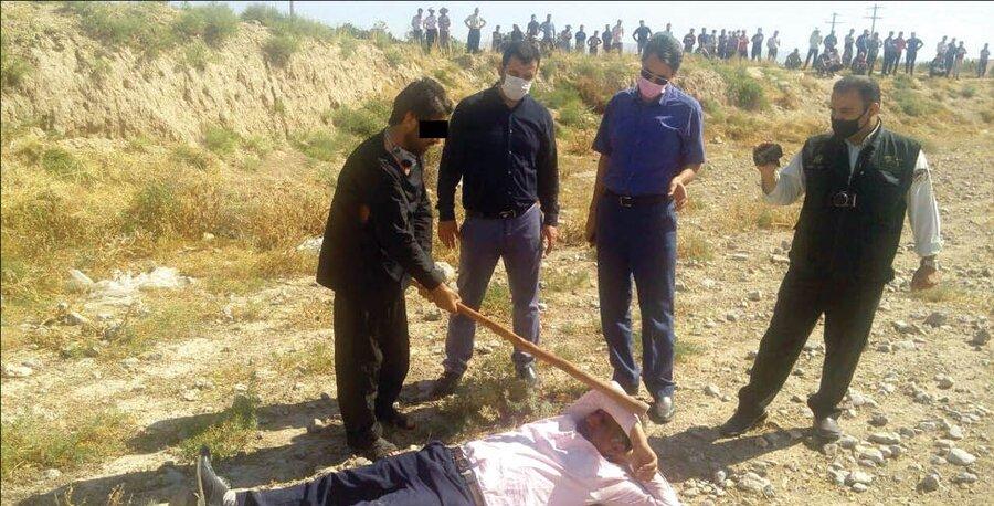 قتل جوان کشاورز