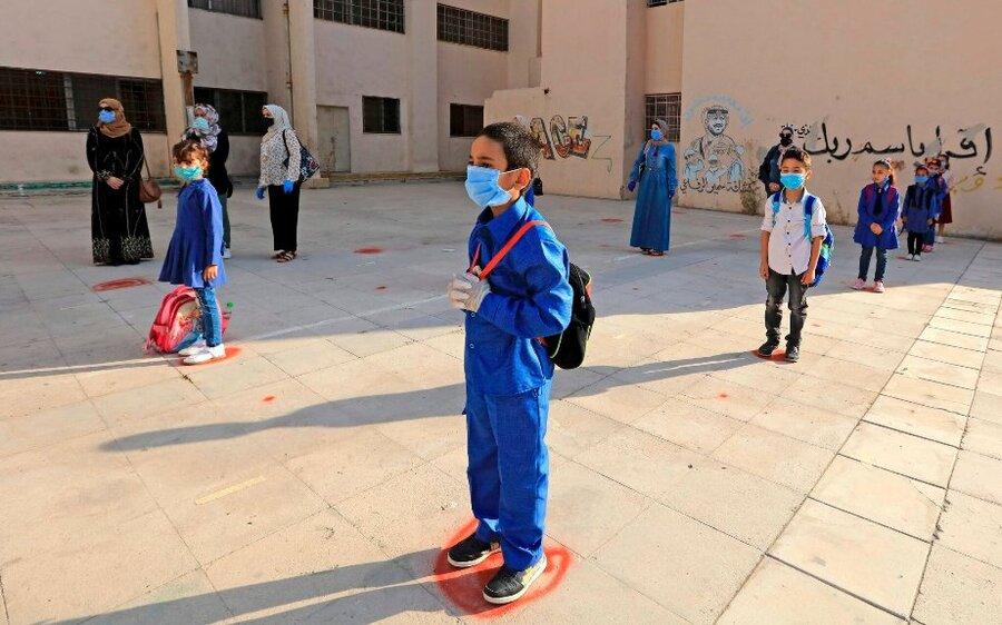 بازگشایی مدارس عمان
