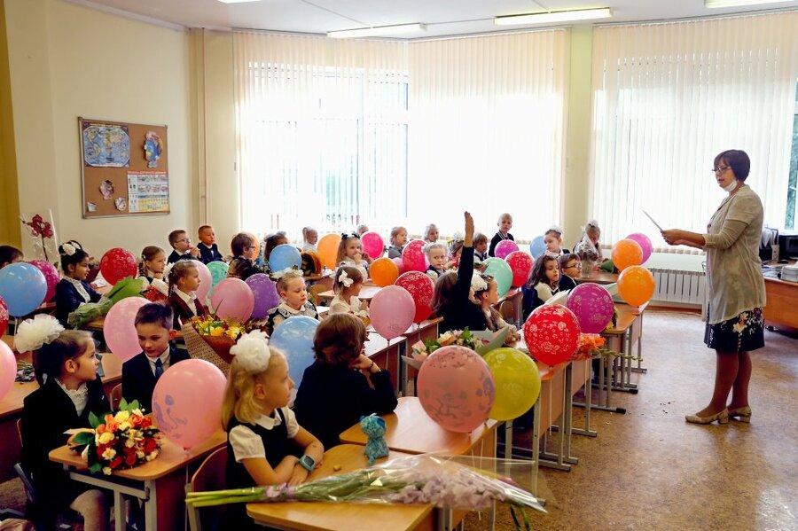 بازگشایی مدارس روسیه