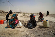 فیلم | ۱۰ سال انتظار روستاهای دشتیاری برای آب آشامیدنی