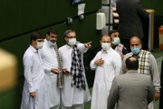 تصاویر | نمایندگان تهران لباس محلی پوشیدند | متن و حاشیه جلسه علنی مجلس ۱۶ شهریور