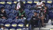 فیلم | تخلف رونالدو در بازیهای لیگ ملتهای اروپا