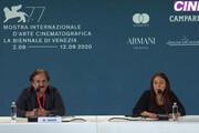 ویدئو   مجیدی در جشنواره ونیز از تاثیر تحریمهای آمریکا بر زندگی مردم ایران گفت
