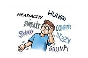 آشنایی با علائم کاهش قندخون (هیپوگلیسمی)