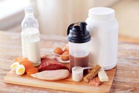 چگونه بفهمیم پروتئین کافی مصرف میکنیم؟