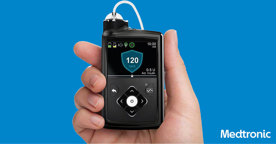 insulin pump responsibl